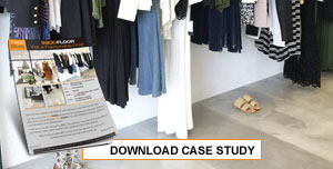case studies flooring Splice Boutique