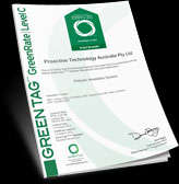 Polastic Global GreenTag Green Star Level C Certification