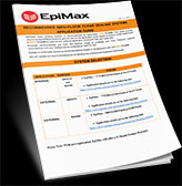 thm EPIMAX Clear application